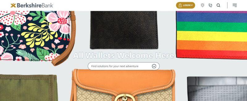 Berkshire Bank Homepage