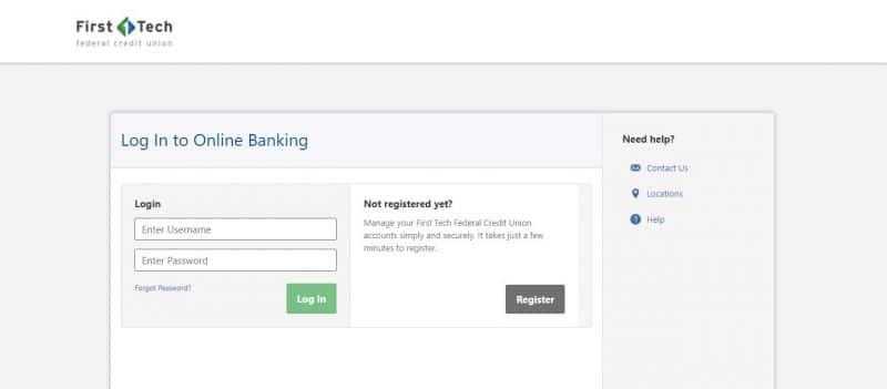 First Tech Bank Login