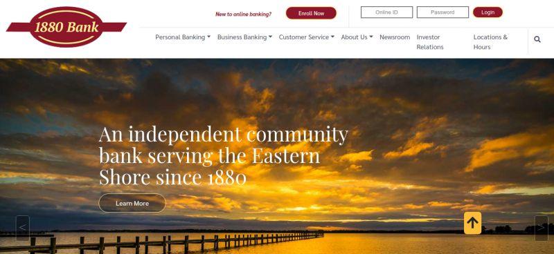 1880 bank Homepage