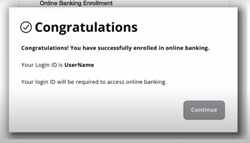 ACNB Bank Enrollment