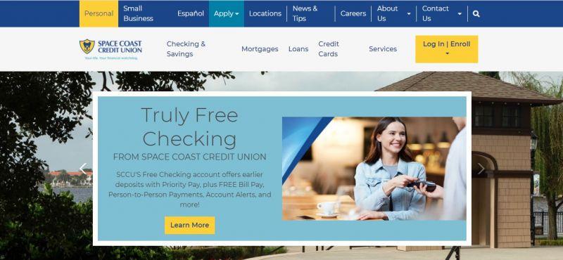 Space Coast Credit Union HomePage